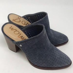 Sam Edelman Shoes - Sam Edelman suede booties